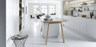 contemporary kitchen laminate island nx 800 next125