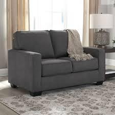 Traditional Sofas For Sale Living Room Ashley Furniture Alliston Durablend Gray Living Room