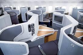 Air France Comfort Seats Air France A330 Business Class Update John The Wanderer