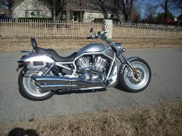 harley davidson v rod anniversary edition for sale used