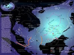 South China Sea Map Maps Of Spratly Islands Nansha Spratly Islands Maps 21 To 30