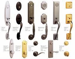 Exterior Door Lockset Gorgeous Inspiration Front Door Locksets And Handles Entry
