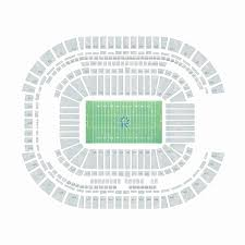 university of phoenix stadium football ncaa seating charts