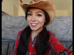 Cowgirl Halloween Costumes Adults Country Cowgirl Halloween Makeup Tutorial Mirella Halloween