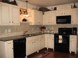 kitchen ideas with black appliances kitchens with black appliances black appliances white cabinets