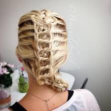 swedish hairstyles swedish chain braid
