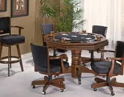 small round game table stool whiskey barrel game table with 4 stools wine enthusiast 13
