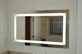 amazon com lighted vanity mirror led mam86036 commercial grade 60