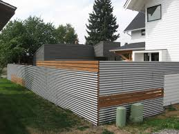 Front Yard Metal Fences - modern fence design joy studio design gallery design the dramatic