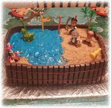 easy pirate birthday cake pirate ship cake baked bree litoff info