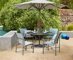 Durable Patio Furniture Aluminum Furniture Sets Down To Earth Living