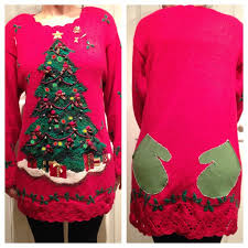 christmas tree sweater with lights strikingly idea ugly christmas sweater with lights light up holiday
