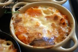 cuisiner la patate douce petits gratins de patate douce amour de cuisine