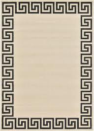 ebay area rugs modern greek design border area rug contemporary large soft carpet