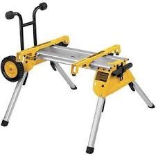 universal table saw stand with wheels dewalt de7400 xj industrial universal table saw stand with wheels ebay