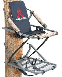 primal vantage pvcs 400 steel climbing treestand rogers sporting