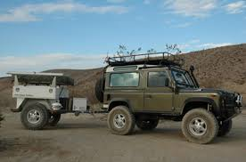 5 off road camping trailer options