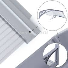 Awnings Usa Aliexpress Com Buy Ship From Usa Ridgeyard 1x3m Diy Door