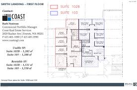 smyth landing first floor leasing and concepts