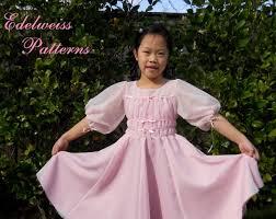 when you u0027re 6 going on 7 liesl u0027s dress for little girls