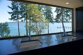 custom home bathroom design ideas with a view