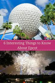6 interesting things to know about epcot carrie on travel