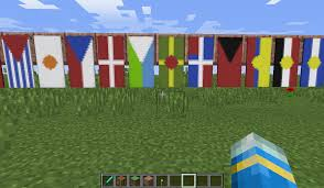 Minecraft Flag Flags Of All 196 Countries On Banners Discussion Minecraft