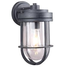 Battery Operated Wall Sconces Home Depot It U0027s Exciting Lighting Vivid Series Wall Mounted Indoor Outdoor