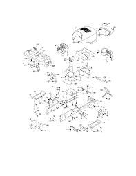 craftsman ys4500 parts diagram tractor repair and service manuals