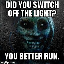 Scary Ghost Meme - that scary ghost meme generator imgflip