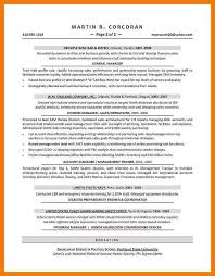best sales manager resume 48 best best executive resume templates