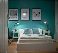 chambre peinture bleu peinture chambre bleu turquoise idées décoration intérieure