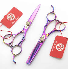 hair dressing personalities aliexpress com buy 2pcs set 5 5 inch purple dragon colorful