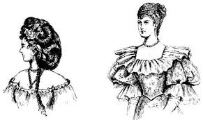 hair style of 1800 women s hair styles of the 1800s petticoats pistols