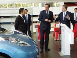 nissan finance jobs sunderland uk prime minister visits nissan u0027s global headquarters