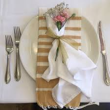 Set The Table Set The Table For A Special Experience Not Just A Meal This