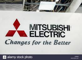 mitsubishi logo mitsubishi electric company logo on the wall mitsubishi group