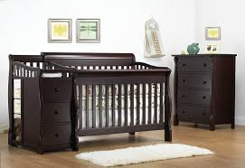 Tuscany Convertible Crib Sorelle Tuscany 4 In 1 Convertible Crib And Changer