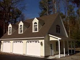 custom 32 u0027 x 40 u0027 3 car garage built by c e mills general