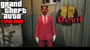 gta 5 online how to dress up like a devil halloween update