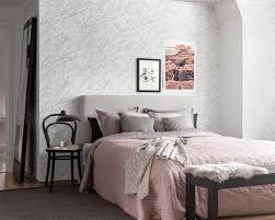 muster tapete schlafzimmer schlafzimmer wandgestaltung bilder ideen