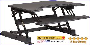 sit stand desk tough enough height adjustable desk eh 28 25