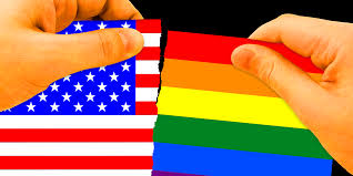 Lgbt Flag Meaning Trump May Not Be Anti But Much Of His Senior Staff Is