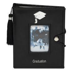 graduation photo album oxford graduation album black traditional gifts thehut