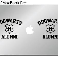 hogwarts alumni sticker best harry potter car decal products on wanelo