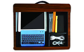 Ebay Help Desk Comfortable Portable Cushion Lap Desk U0026 Storage For Laptops