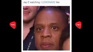 Jay Z Meme - jay z reacts to beyonce lemonade youtube