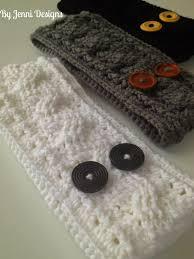 crochet ear warmer headband crochet headbands and ear warmers sugar bee crafts