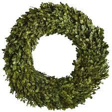 boxwood wreath 22 preserved boxwood wreath pier 1 imports