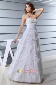 sweetheart neckline wedding dress organza ruffle sweetheart neckline wedding dress wedding dresses